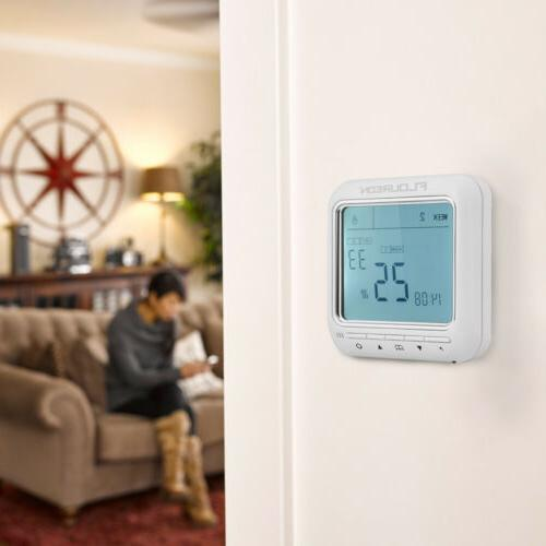 Digital Controller Smart Switch 16A Home Room Heating