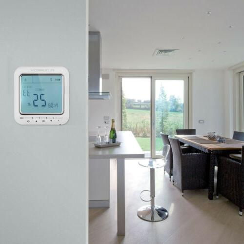 Digital Temperature Smart Thermostat Home