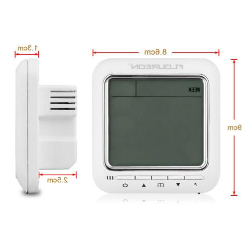 Digital LCD Controller Smart Thermostat Switch Home