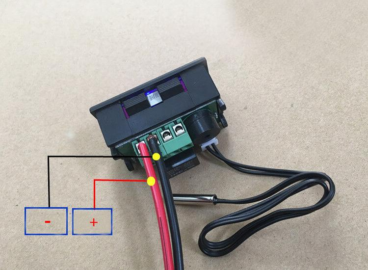 Digital LED Microcomputer Controller Switch