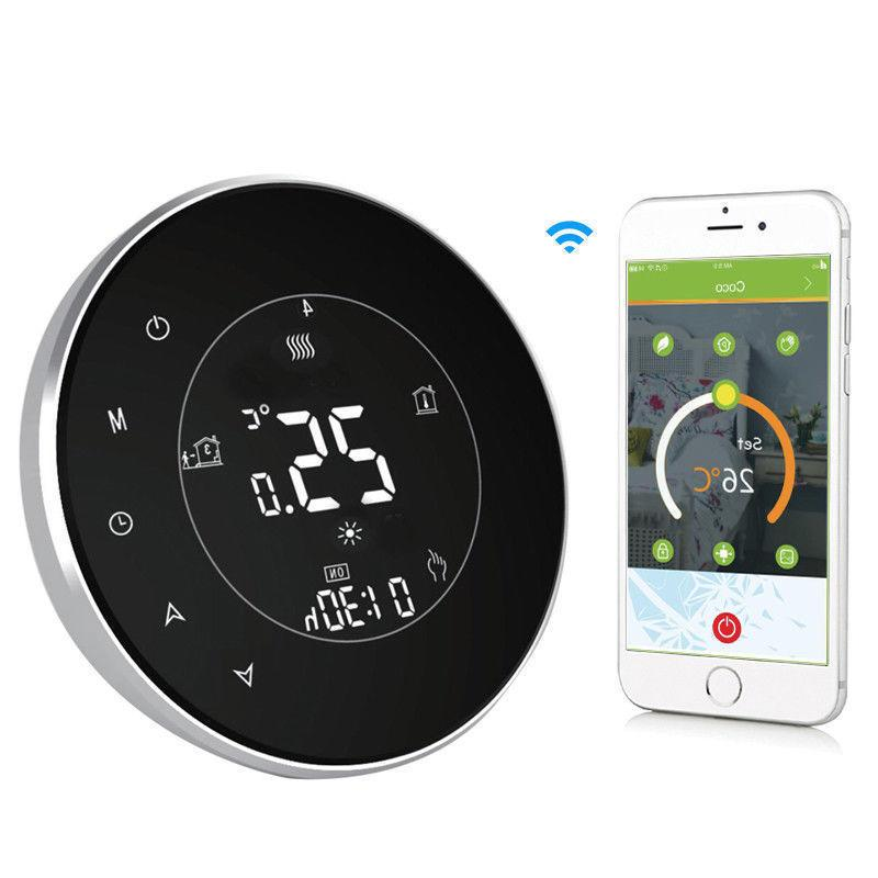 Digital WiFi Smart Screen Electric Temperature Controll
