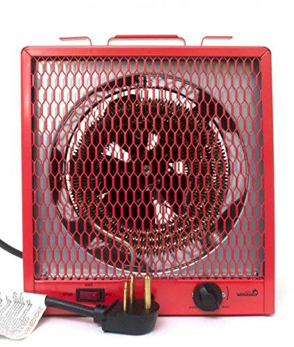 DR. INFRARED HEATER DR-988 Infrared Garage Space