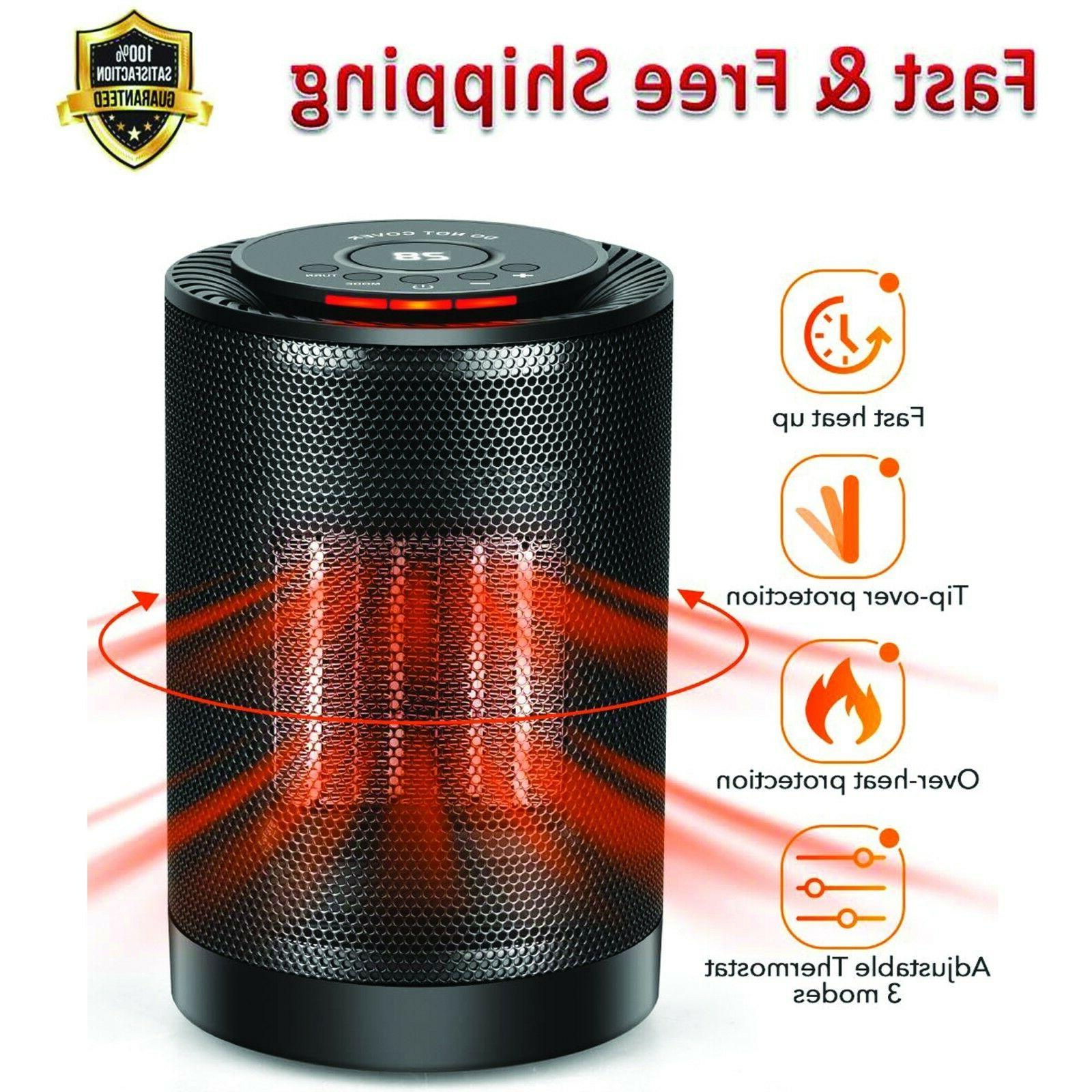 electric ceramic heater thermostat oscillation for baby