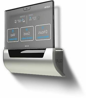 Smart Programmable Wi-Fi Thermostat - Gray