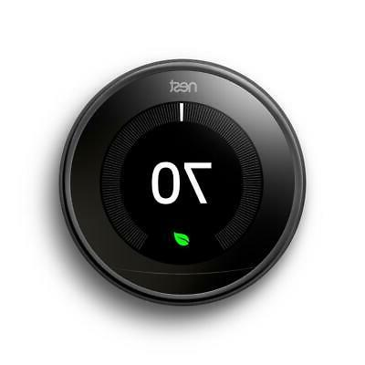Google Nest Learning Thermostat 3rd Gen Smart Thermostat  T3