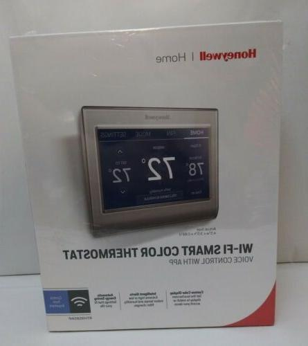 Wifi Color Thermostat, Day Programmable