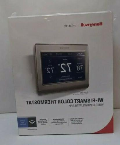 new home smart wifi color thermostat 7