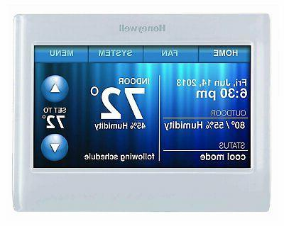 honeywell th9320wf5003 wifi 9000 color touchscreen thermosta