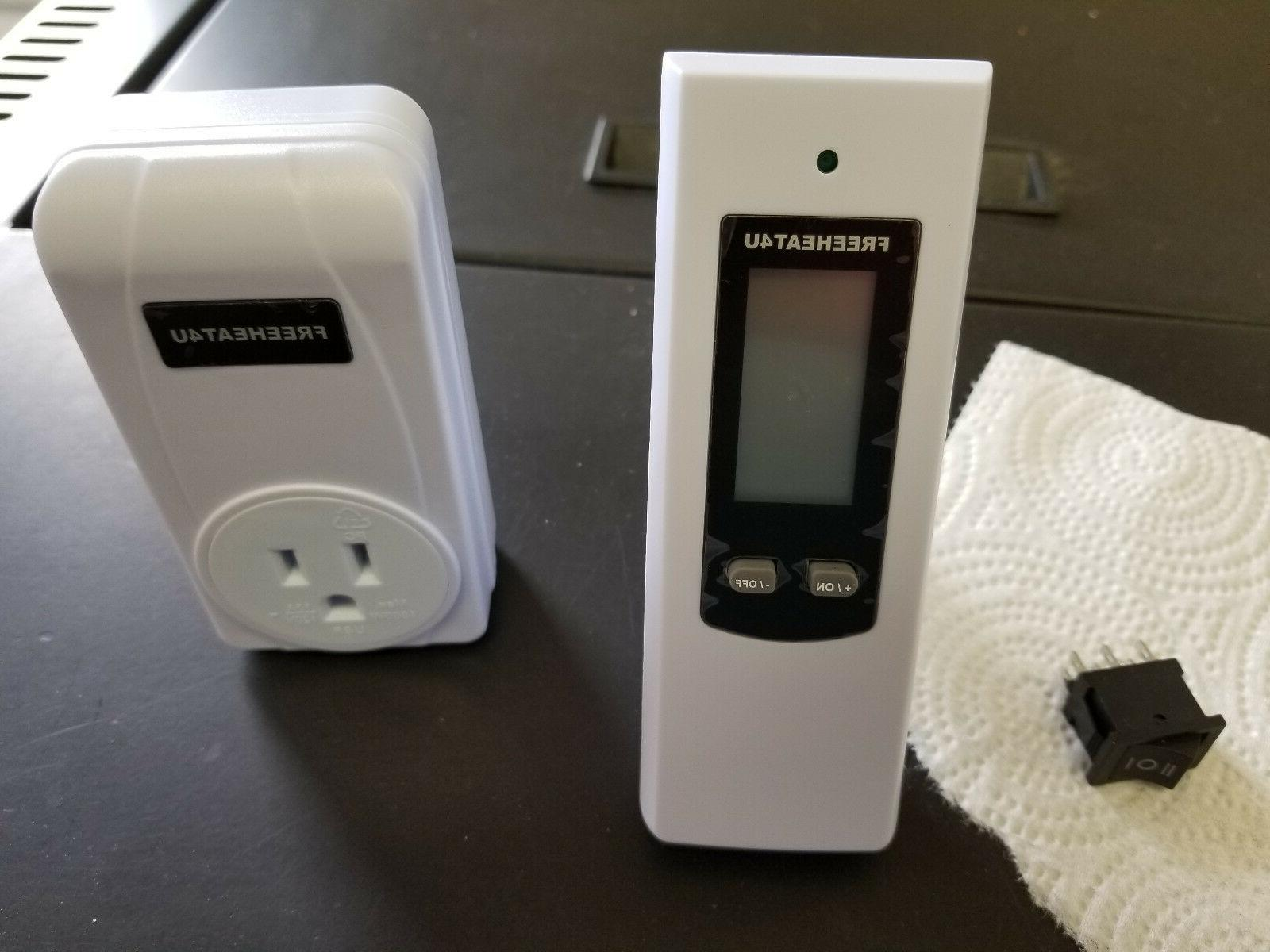 line volt thermostat programable plug in