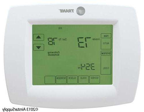 multi stage thermostat 7 day
