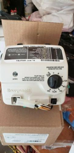 Honeywell Natural Gas Control Valve Thermostat -Water Heater