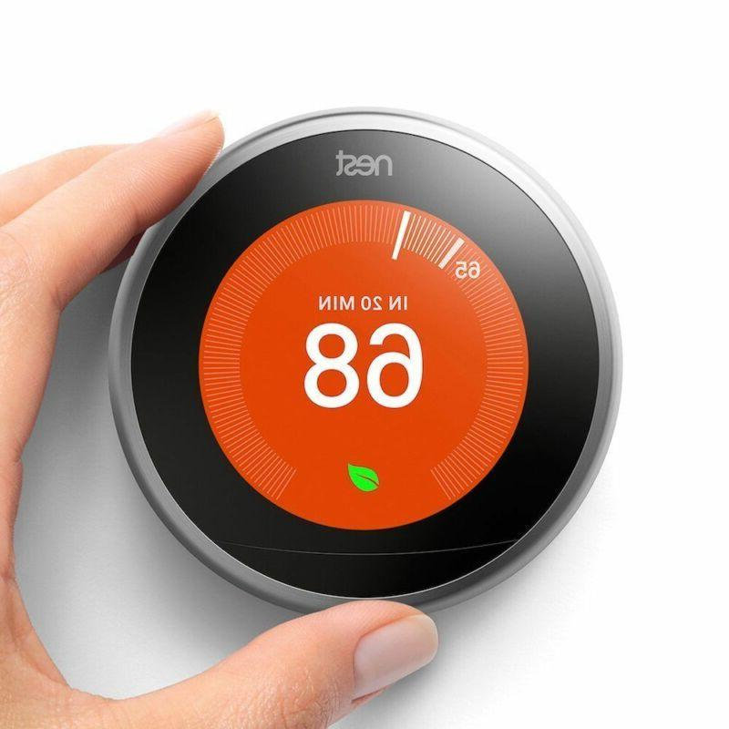 Nest Learning Thermostat Generation, Home