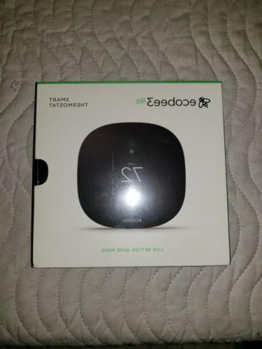 nib 3 lite smart thermostat black