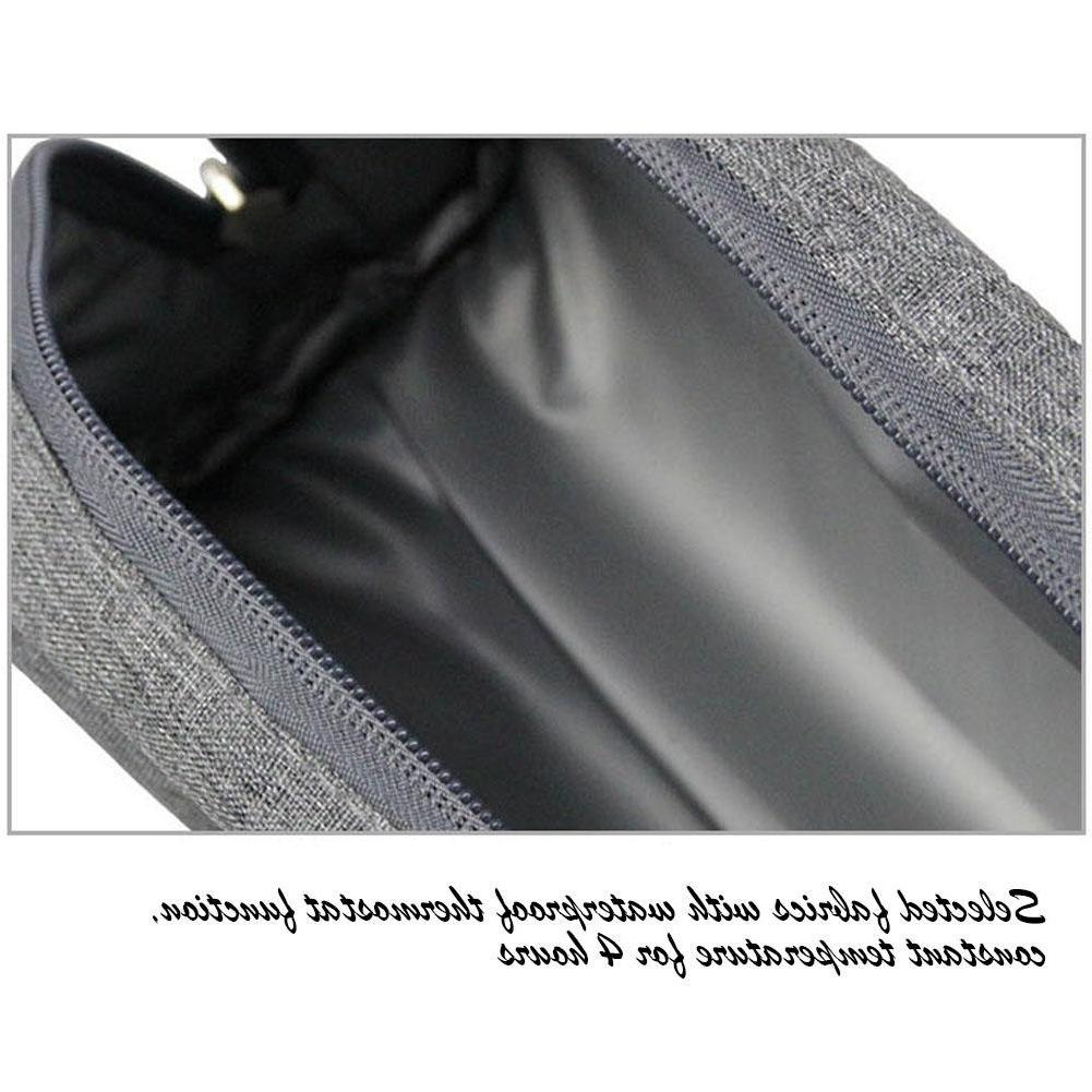 <font><b>Thermostat</b></font> Wine Cold-proof <font><b>Carrier</b></font> Water Oxford