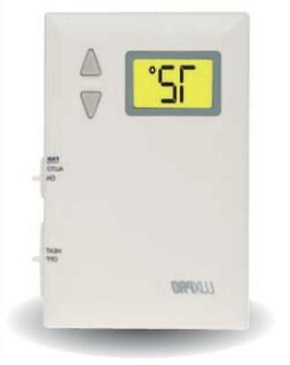 psd010bf heating only with fan digital thermostat