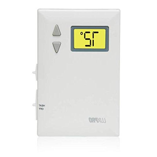 LuxPro Thermostat