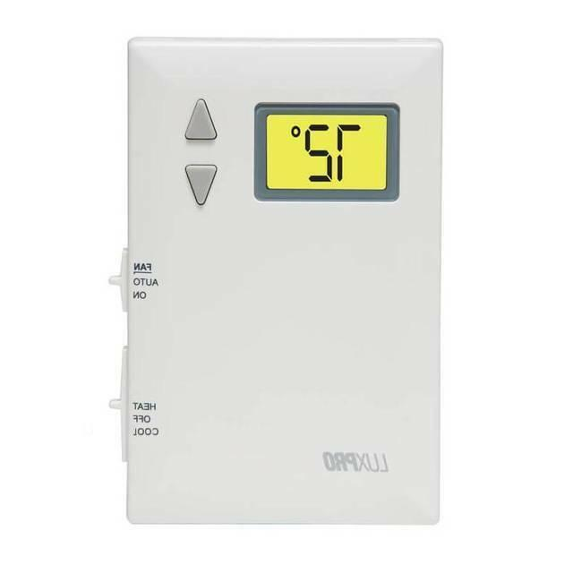 psd011w non programmable thermostat