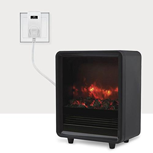 Nashone Controller,Electric Thermostat Built in Sensor 3 Display Heating Cooling
