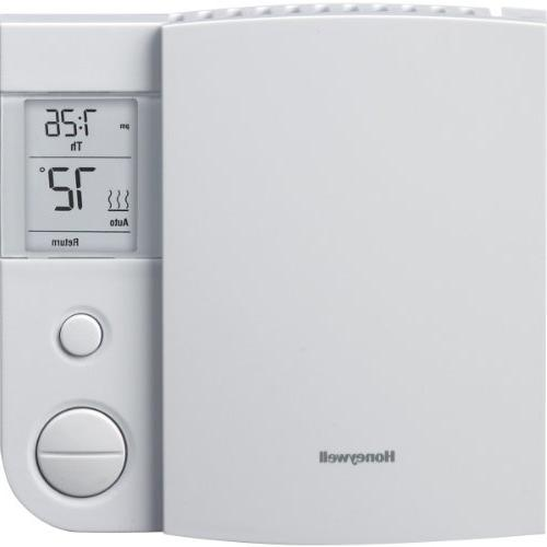 Honeywell Programmable for Baseboard Heaters