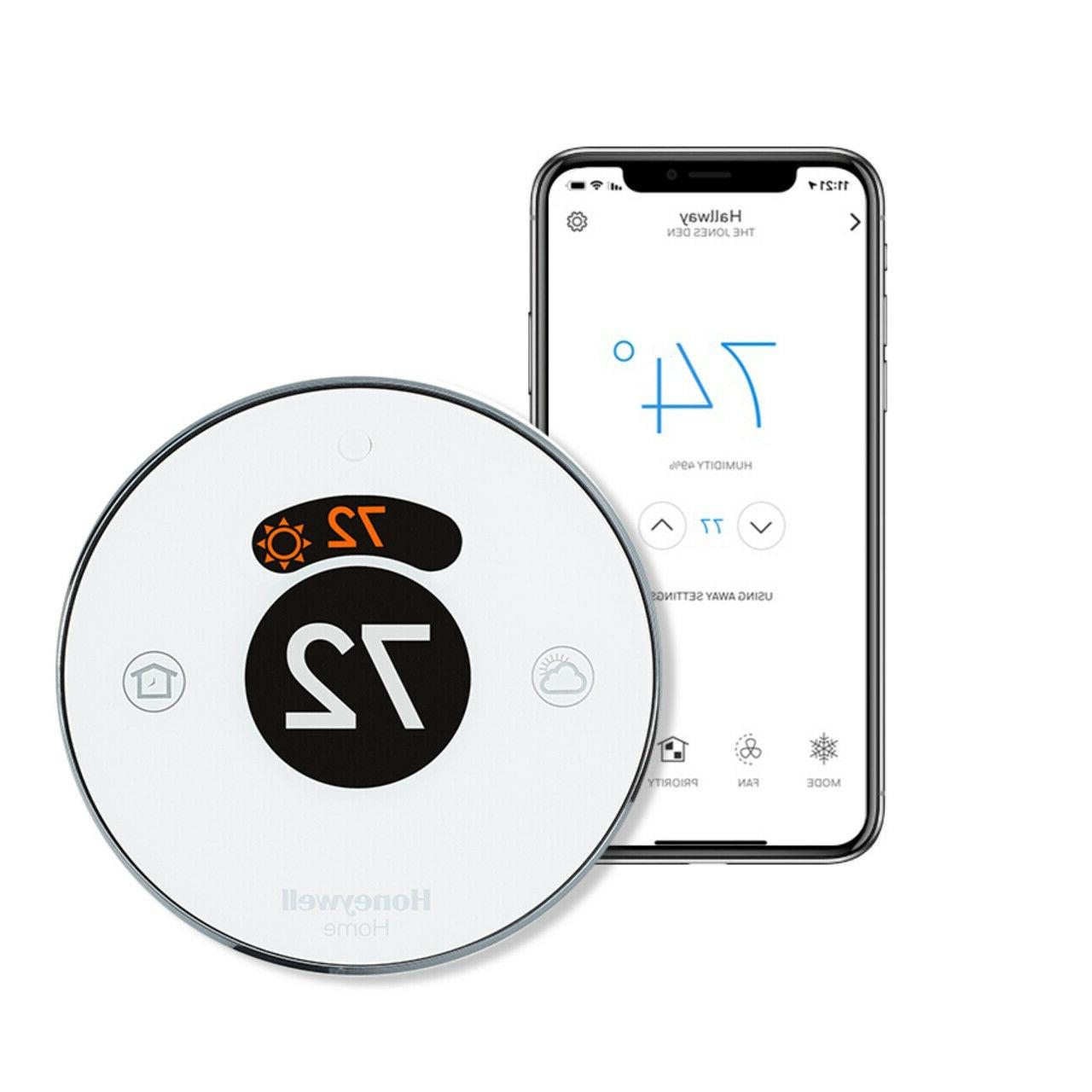 round smart wifi thermostat second generation