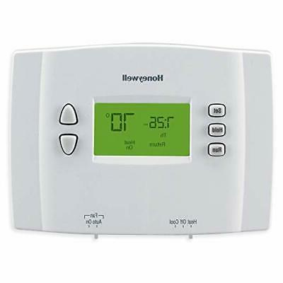 HONEYWELL HOME RTH2300B1012/E1 5.2 Day Prog Thermostat Wht
