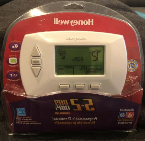 rth6300b1005 programmable thermostat