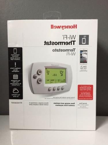 rth6580wf wi fi 7 day programmable thermostat