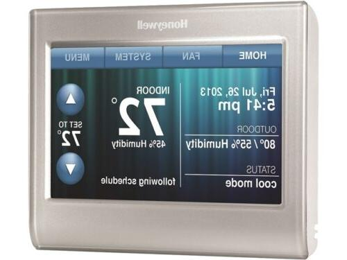 Honeywell RTH9580WF Smart Thermostat, Control from free via Android and