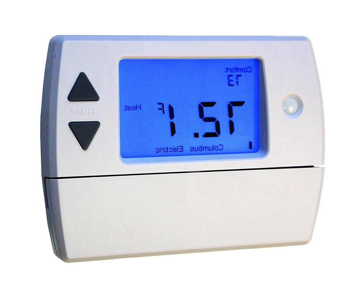 sdhw1001 clever comfort commercial thermostat