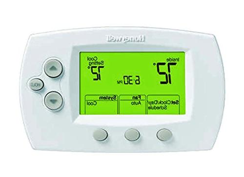 Honeywell Programmable Thermostat, White