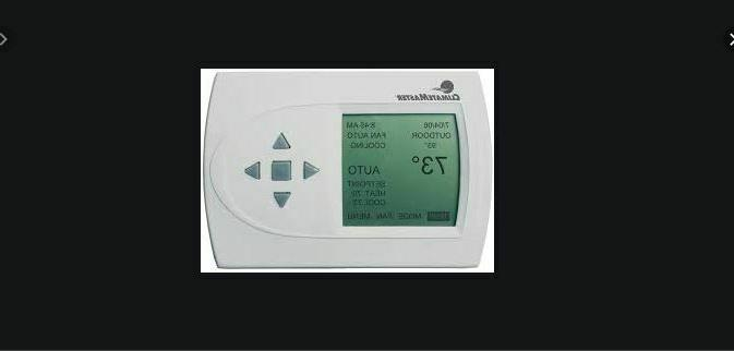 thermostat atp32u03 digital programable thermostat new in
