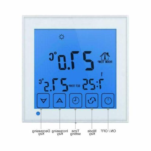 Thermostat Electric Control