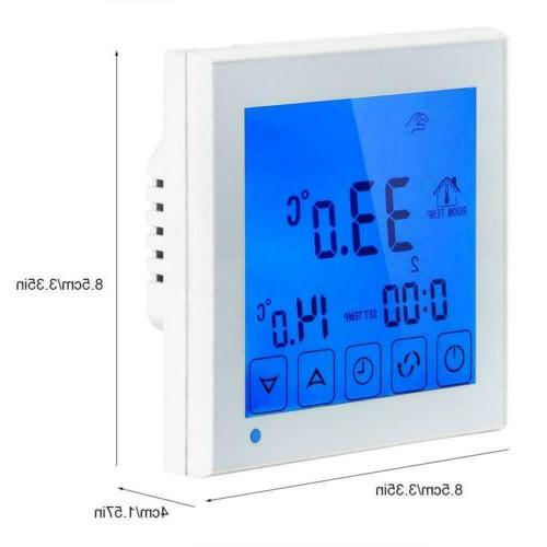Thermostat Controller Electric Floor Control