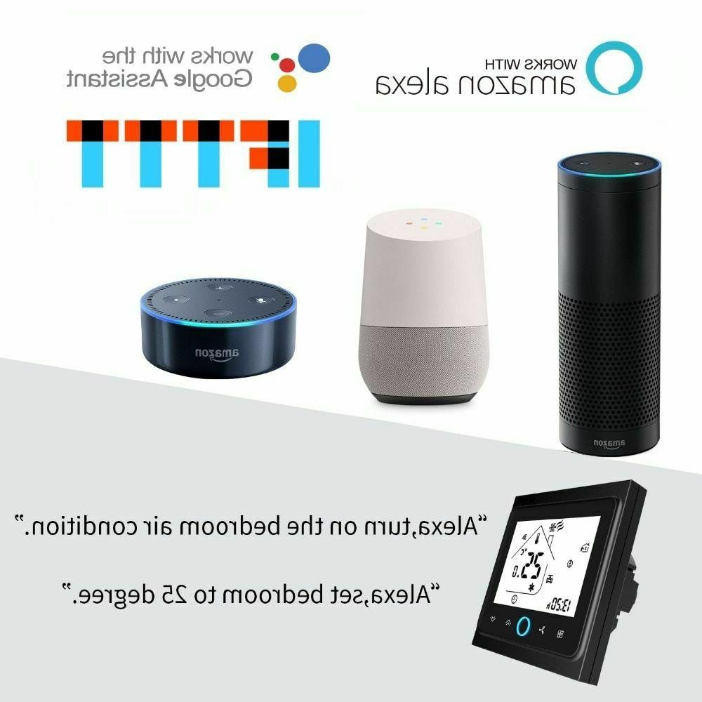 Thermostat Controller WiFi Smart Water Indicator Tools