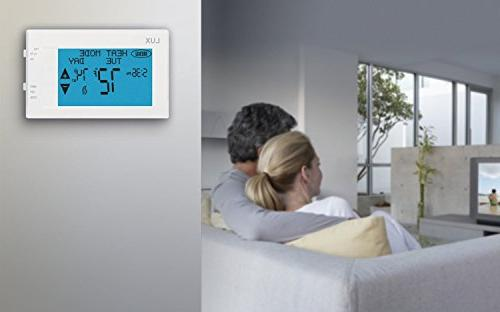 Lux Products Large Heating Thermostat,