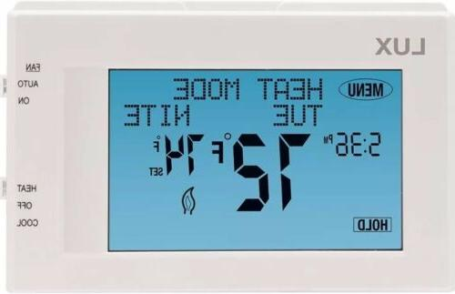 Lux Large Heating Thermostat,