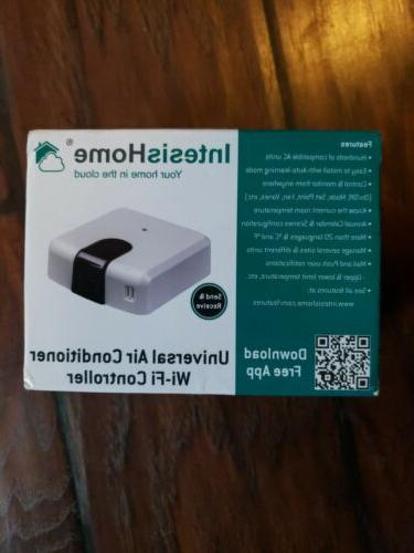 universal air conditioner wi fi controller intesis