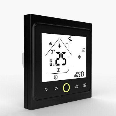 US Smart Thermostat Heating App Control