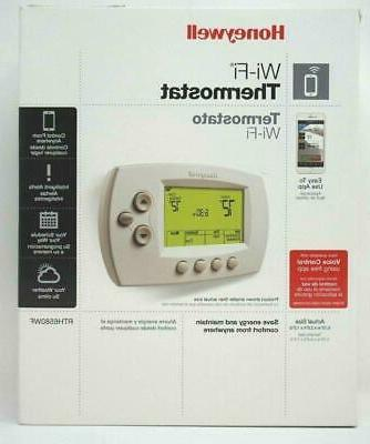 use rth6580wf wi fi 7 day programmable