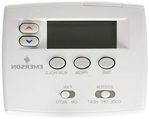 White-Rodgers 1F80-0261 Programmable  1 Heat/1 Cool Thermost