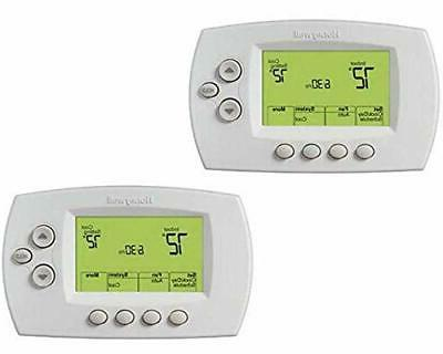 wi fi 7 day programmable thermostat rth6580wf