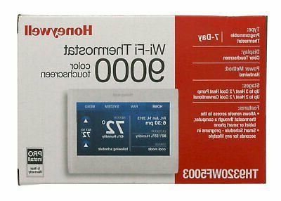 Honeywell Wi-Fi 9000 Programmable