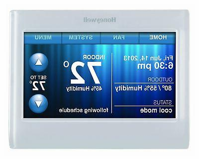 wi fi 9000 7 day programmable thermostat