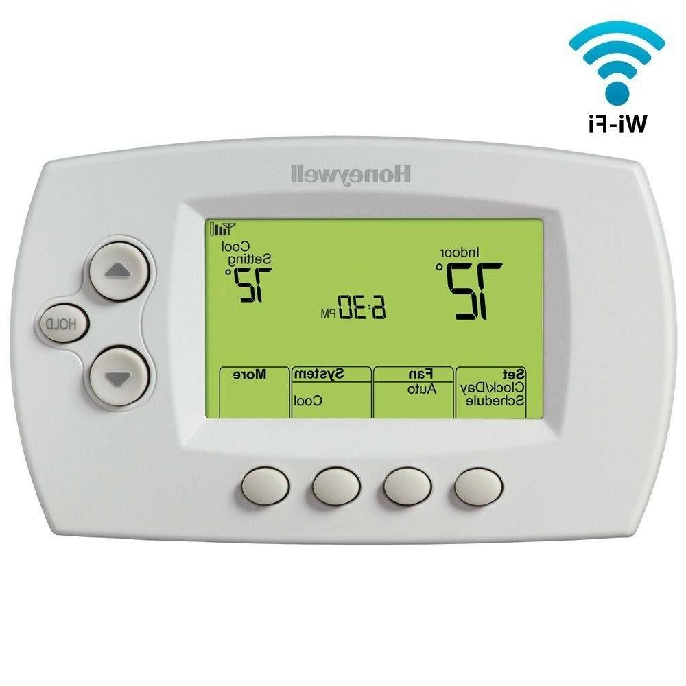 wifi thermostat day programmable app home house