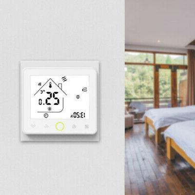 Thermostat LCD For Heating Smart For Water Heating Electric