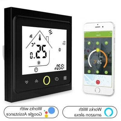 WiFi Thermostat App Control For Heating Electric Floor Heati