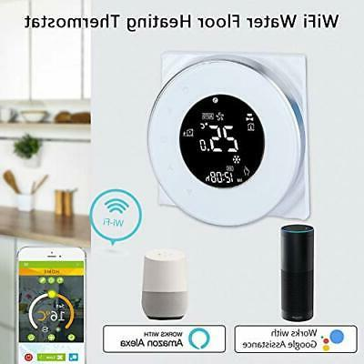 Wifi Thermostat LCD Touch Screen Support Control