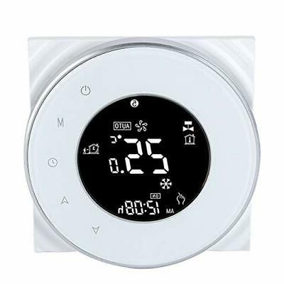 wifi thermostat lcd touch screen thermostat support