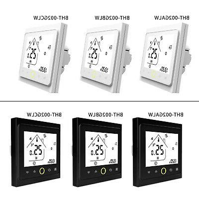 WiFi Thermostat App Control For Heating Smart For Water Heat