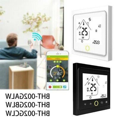 WiFi Thermostat For Heating Smart For Water Heating Electric
